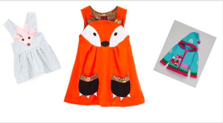 Children's Fox Clothes