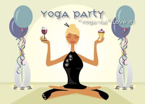 Ladies Night Out – Yoga Theme Party Planning, Ideas & Supplies