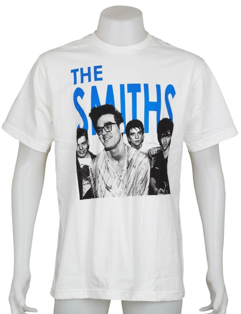 The Smiths Alternative Band T-shirt