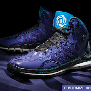 Design Your Own adidas D.Rose Custom Shoes