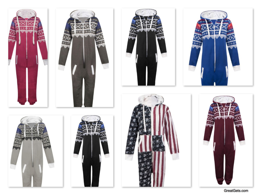 Olympians Wear Onesies in Sochi