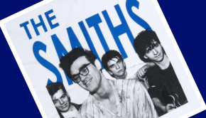 The Smiths T-shirt, alternative rock band, Jimmy Fallon, Tonight Show, Will Smith