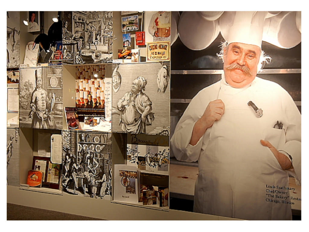 Chef Louis Szathmary