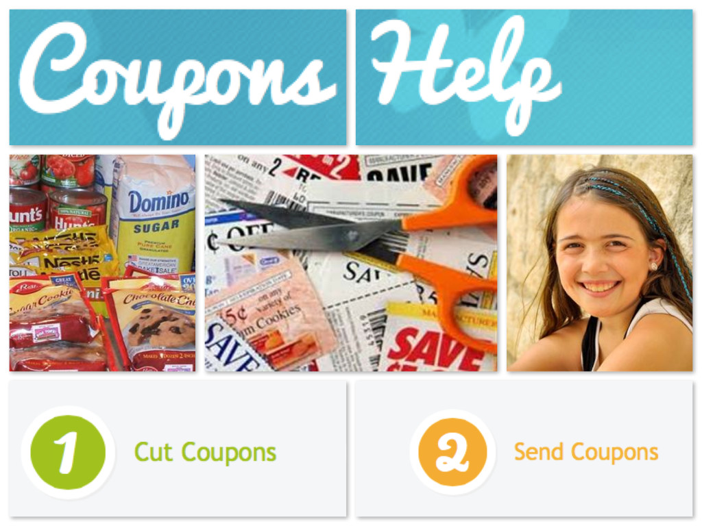 Coupons Help Fight Hunger