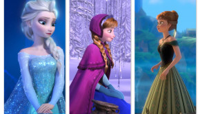 "Fashion Choices Inspired by Disney's ""Frozen"" Princesses"