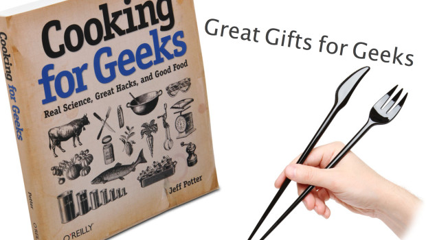 Great Gifts for Geeks