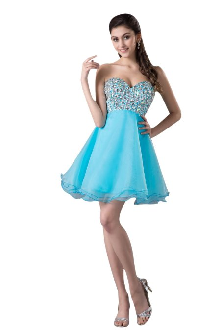 Mermaid Women's Evening Prom Cocktail Homecoming Dress