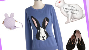 Outfits Inspired by the Easter Bunny