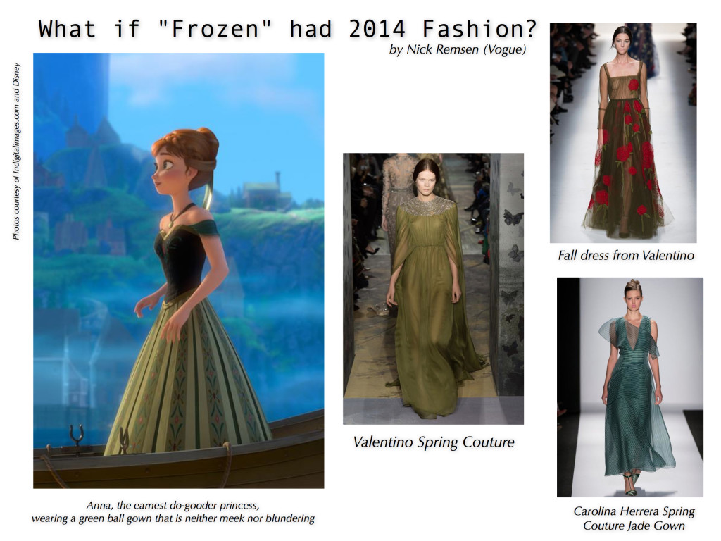Fashion Choices Inspired By Disney 39 S Frozen Princesses Formal Dresses Style