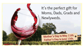 Wine Club Gift Subscription - The Perfect Gift for Moms, Dads, Grads, Newlyweds, and 21st Birthday Celebrations