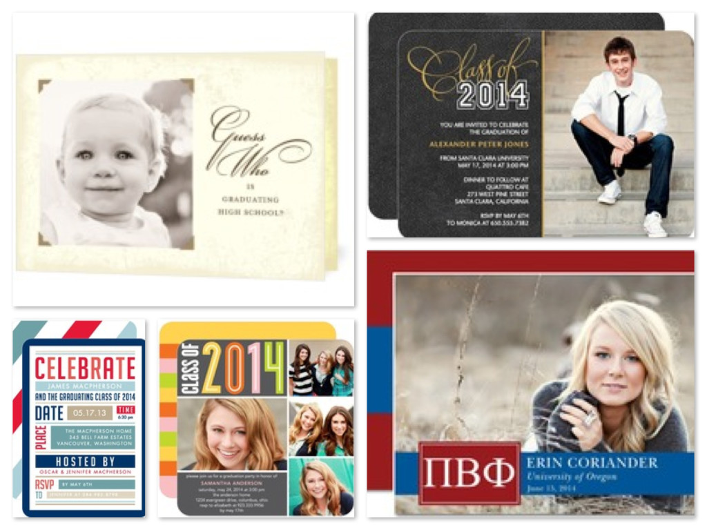 Graduation Announcements & Invitations
