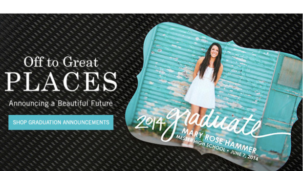 Tiny Prints Graduation Announcements & Invitations
