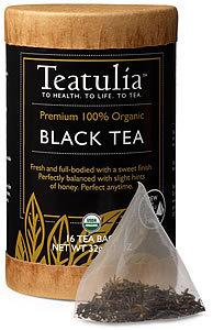 Teatulia Black Tea, Teatulia Loose Leaf Organic Teas, How to Make the Perfect Cup of Tea