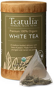 Teatulia White Tea, How to Make the Perfect Cup of Tea