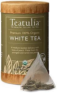 Teatulia White Tea, How to Make the Perfect Cup of Tea