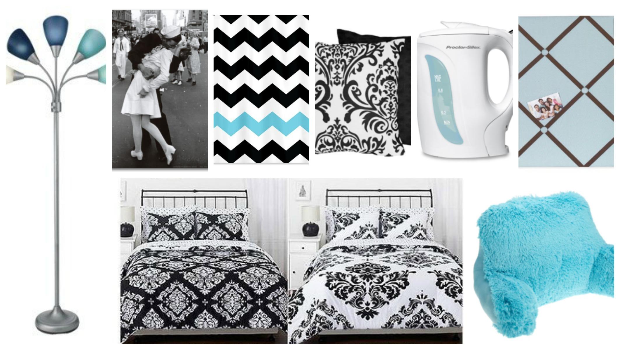 Dorm Room Decor and Essentials