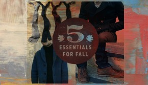 5 Men Fall Fashion Essentials