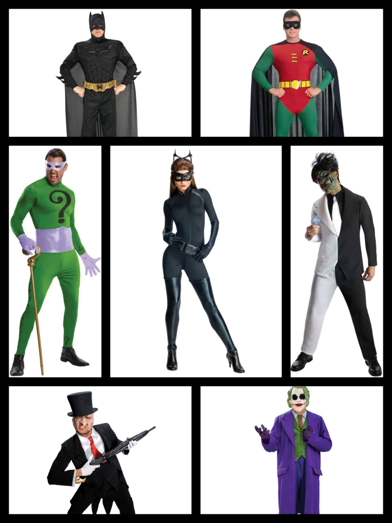 Catwoman Couples Costume Ideas, Trending Costumes