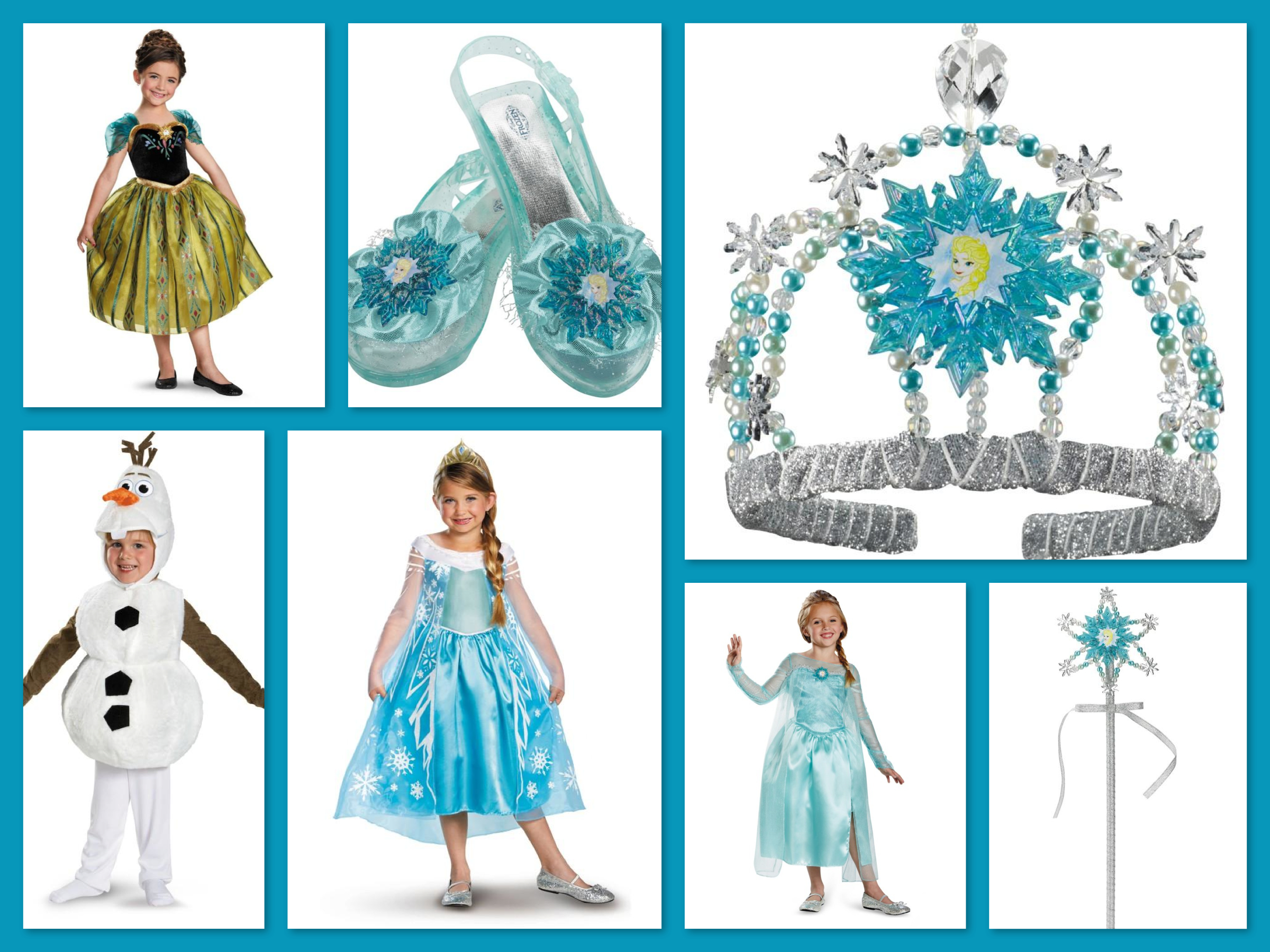 Frozen Costumes & Accessories. Don't Forget the Wand!