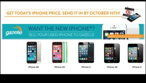Want the New iPhone 6 Sell Your Old iPhone to Gazelle!