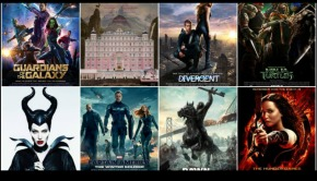 2014 Popular Movie Character Costumes