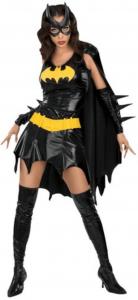 Batman Heroes Batgirl Costume