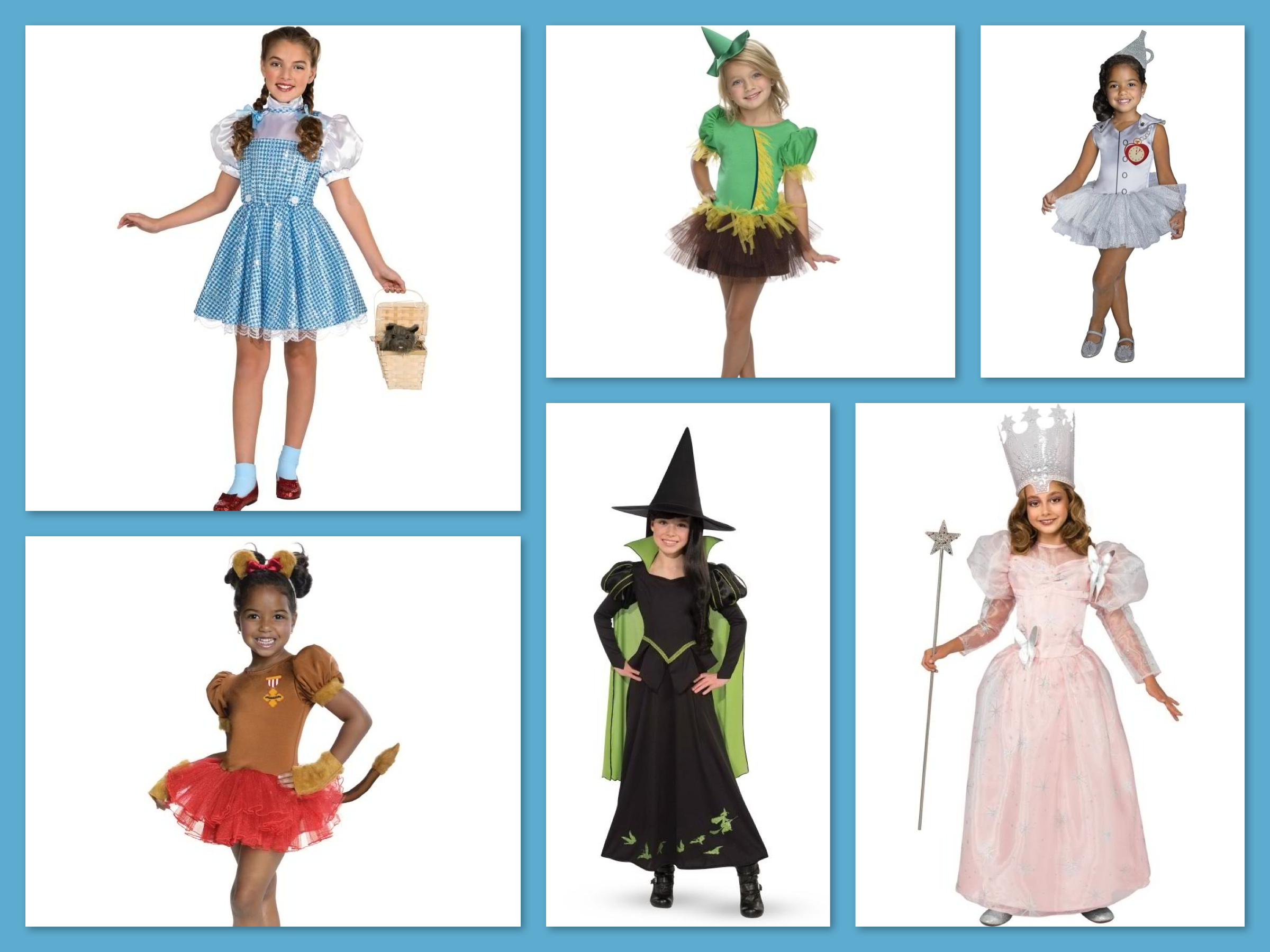 Best Friends Wizard of Oz Costumes, Top Trending Halloween Costumes