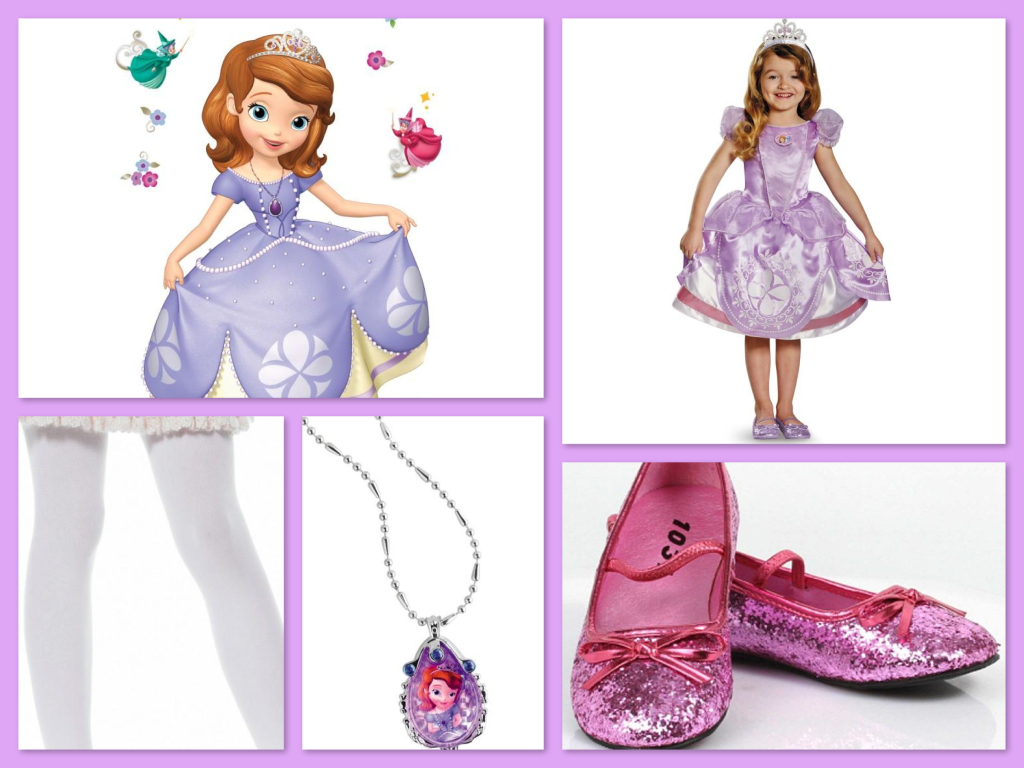 sofia the first halloween costumes - hallowen costum udaf