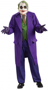 Batman Villans Joker Costume