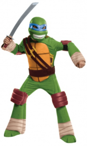 Teenage Mutant Ninja Turtle Hero Costume