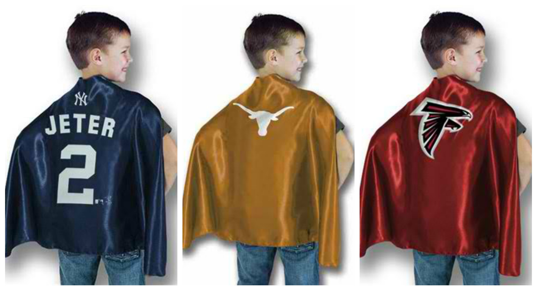 Youth Sports Team Hero Capes