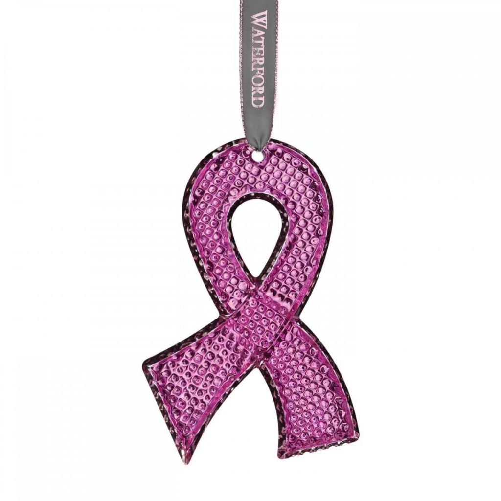 Breast cancer ornament - Breast Cancer Awareness Month