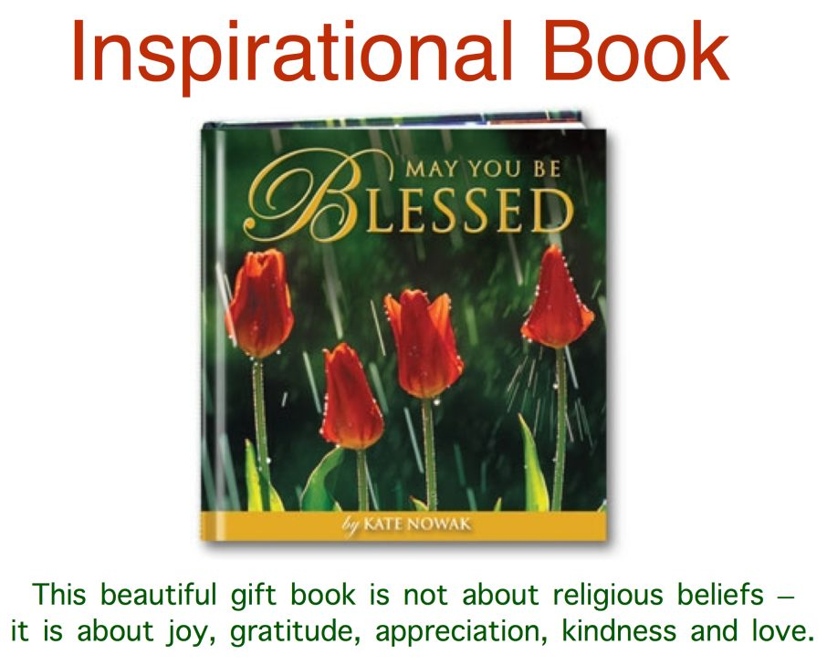 May You Be Blessed Business Holiday Inspirational Gift Book