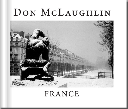 gift books, france-don-mclaughlin