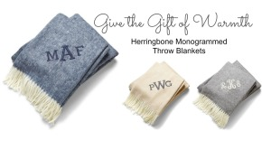 Give the Gift of Warmth Throw Blankets