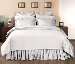 HOME DECORATORS COLLECTION HOTEL SOLID DUVET