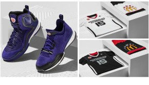 2015 McDonalds All American High School Basketball Games Uniform and Footwear