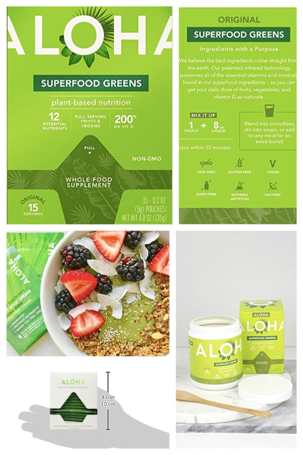 Aloha Superfood Greens