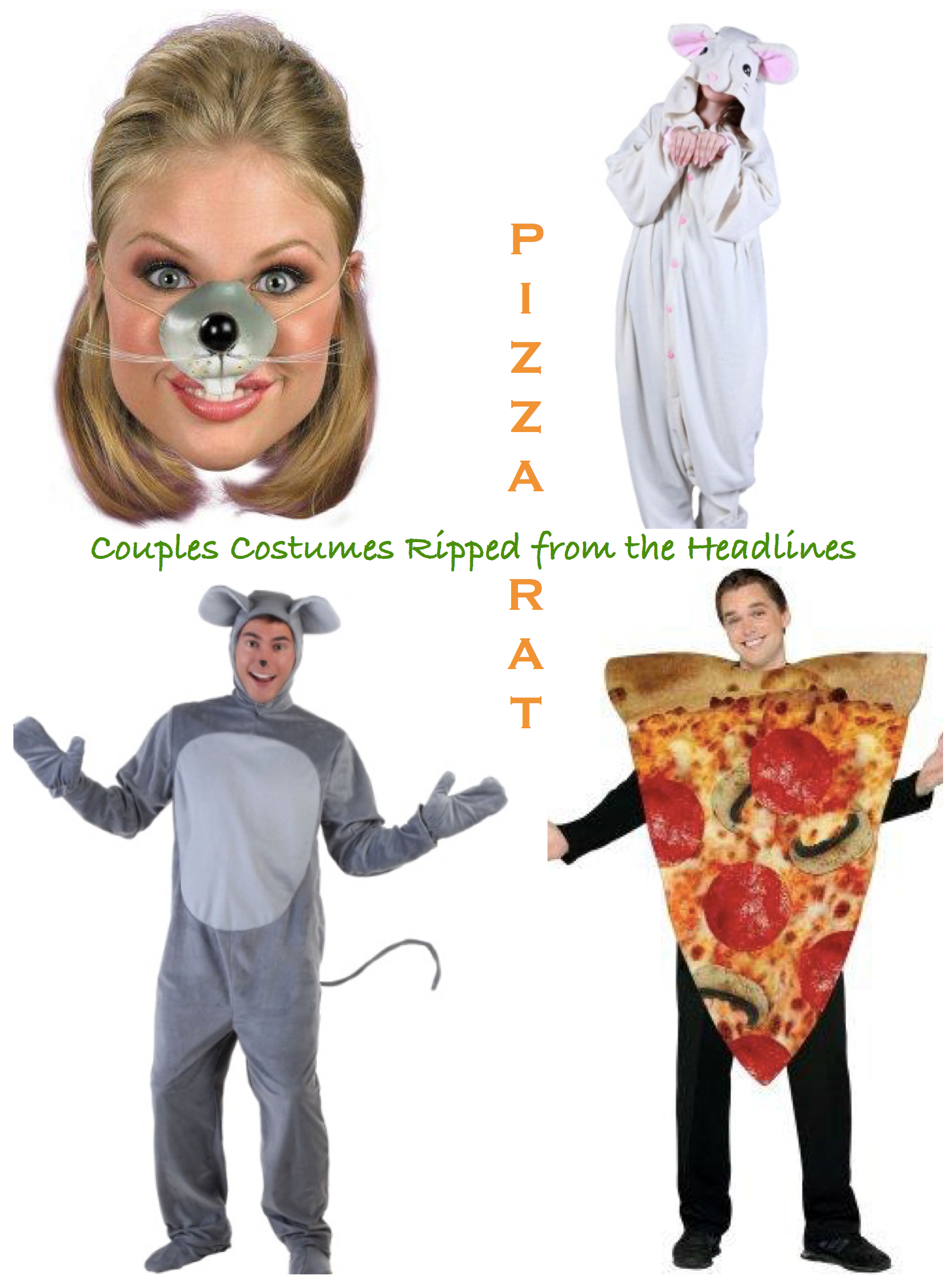 Couples Costumes Ripped from the Headlines_ Pizza_Rat