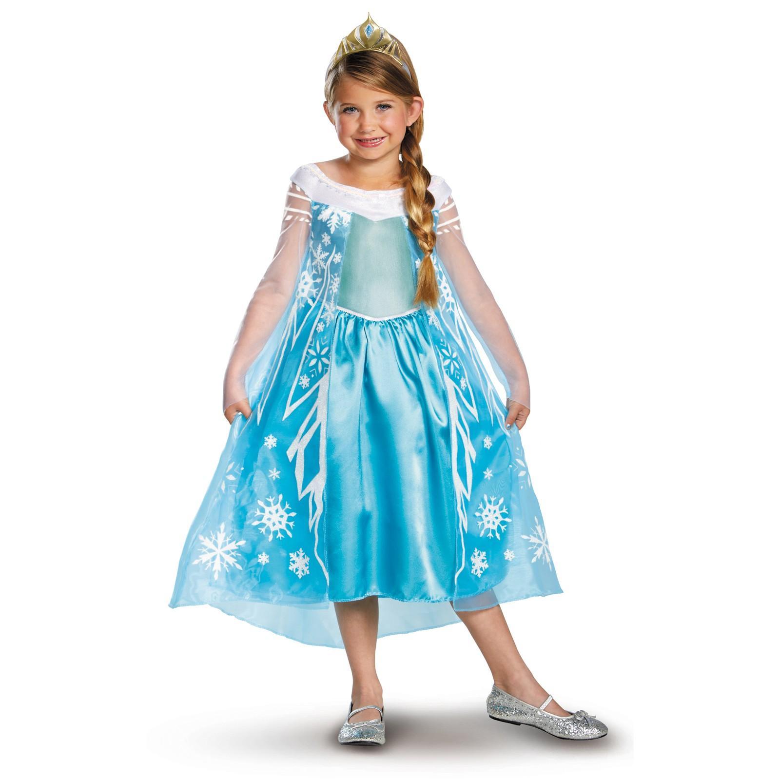 Frozen Costume Sale, Elsa Costume