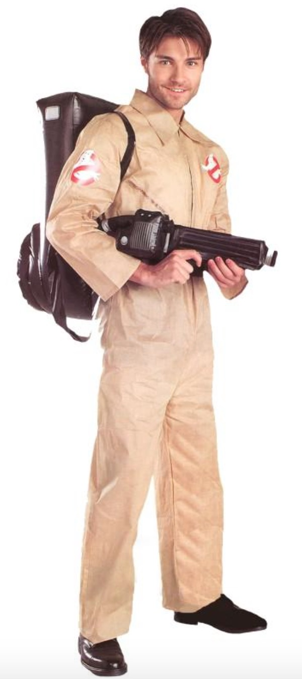 Ghostbusters Adult Man Costume