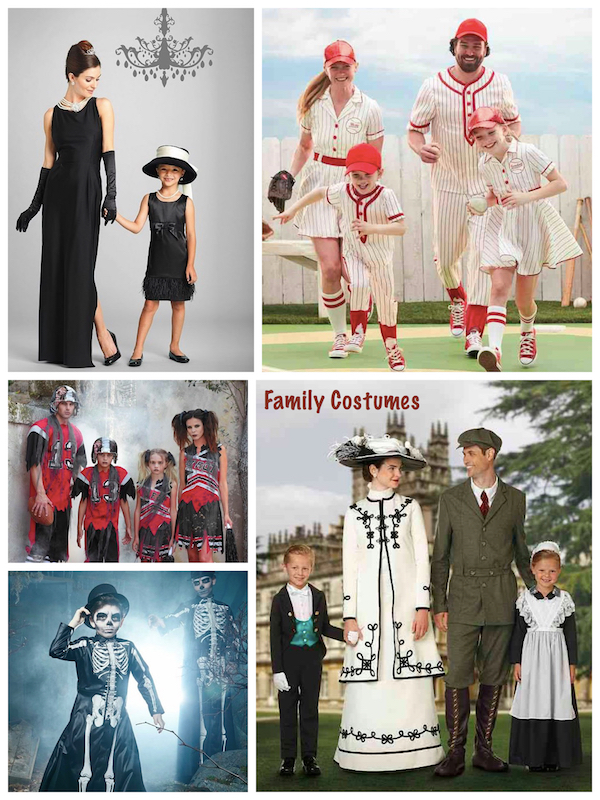 High Quality Family Matching Costumes