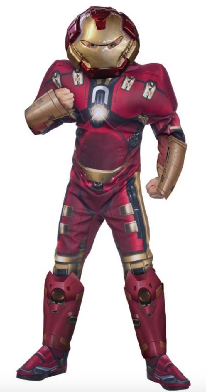 Iron Man Hulk Buster Child Costume
