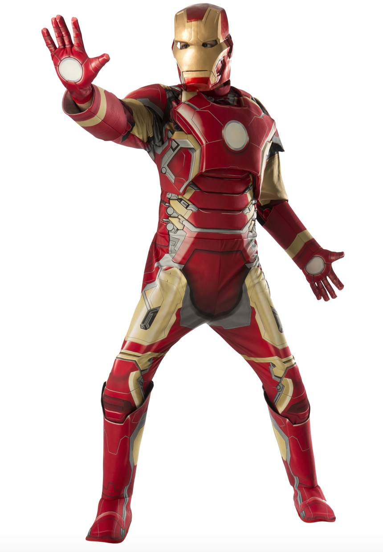 Iron Man Mark 43 Costume
