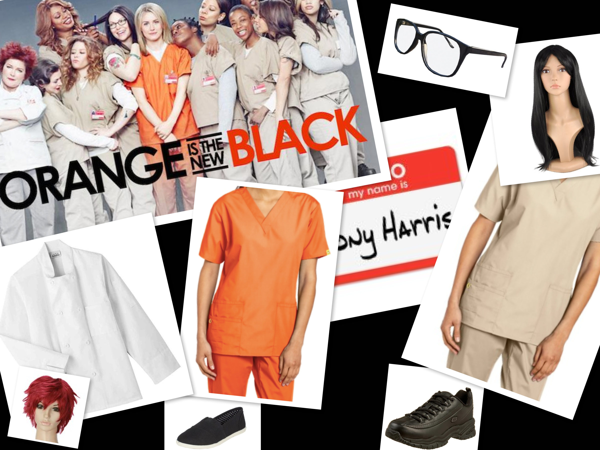 Orange Is The New Black Costume Ideas