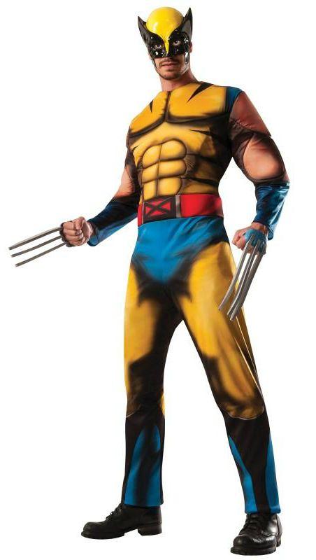 Wolverine costume
