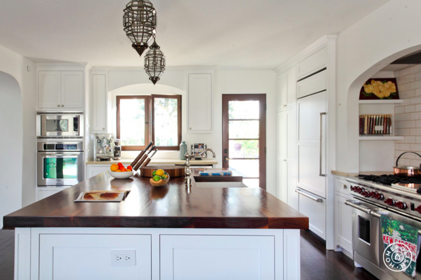 moroccan kitchen pendants, 9 Tips For a Fuss-Free Kitchen Makeover