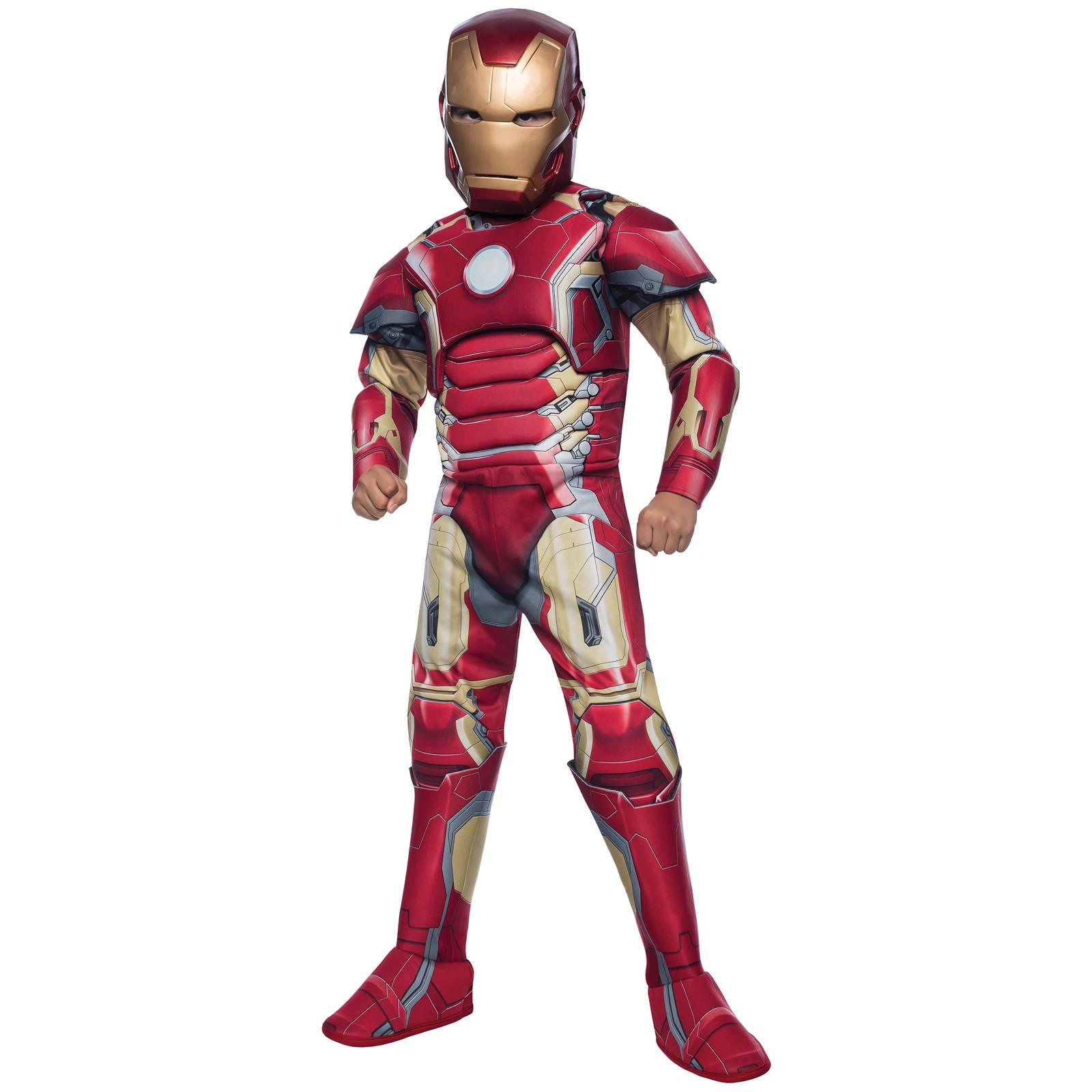 Avengers 2 Age of Ultron Deluxe Kids Costume