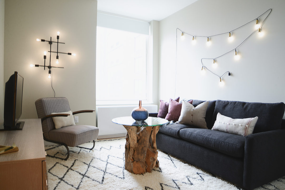 Homepolish string lights, Home Lighting Inspiration