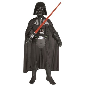 Darth Vader Star Wars Villan Costume